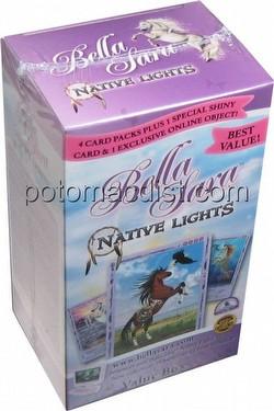 Bella Sara Trading Card Game [TCG]: Native Lights Value Box