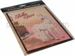 Bella Sara Trading Card Game [TCG]: Ultra Pro Royalty Bella 4-Pocket Portfolio