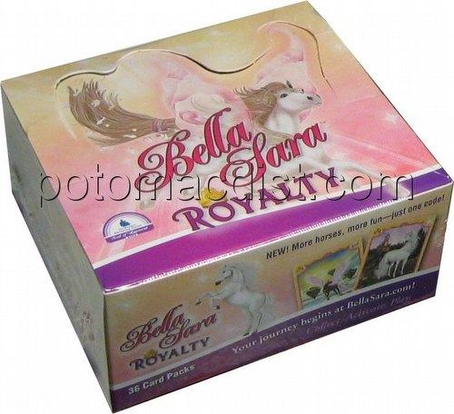 Bella Sara Trading Card Game [TCG]: Royalty Booster Box