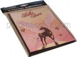 Bella Sara Trading Card Game [TCG]: Ultra Pro Royalty Nike 4-Pocket Portfolio