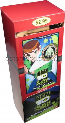 Ben 10 Alien Force TCG (Trading Card Game): It