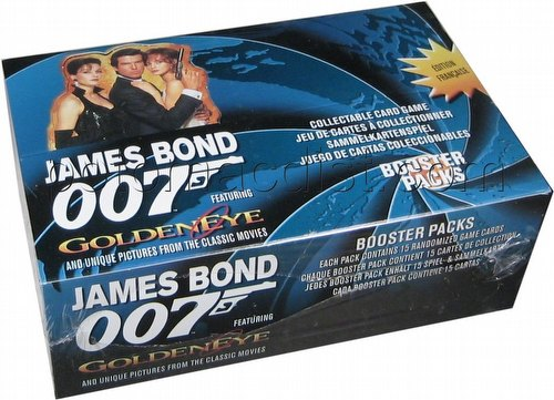 James Bond 007 Collectable Card Game: Booster Box [French]