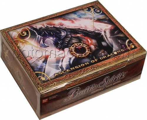 Battle Spirits Trading Card Game [TCG]: Ascension of Dragons Booster Box