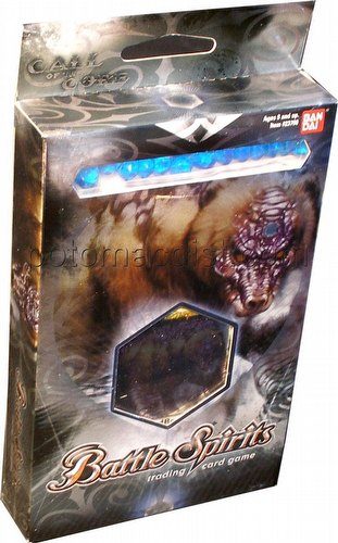 Battle Spirits Trading Card Game [TCG]: Call of the Core Diamond/Amethyst Starter Deck [Deck B]