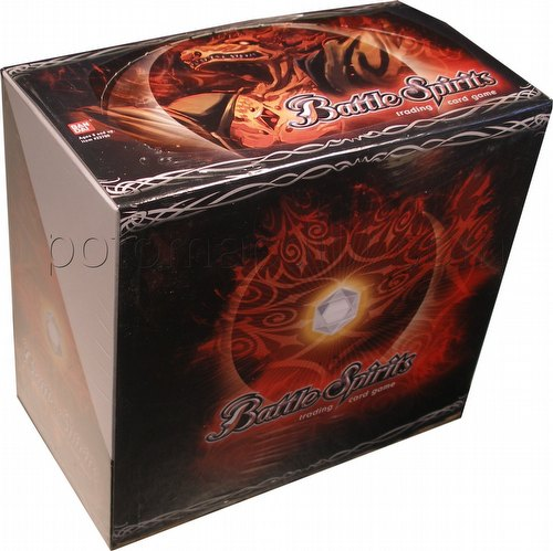 Battle Spirits Trading Card Game [TCG]: Call of the Core Starter Deck Box