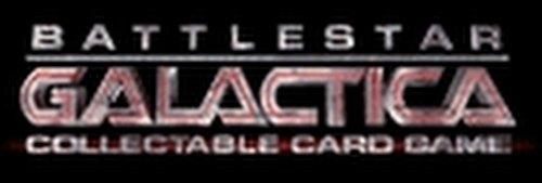 Battlestar Galactica Collectible Card Game [CCG]: Martial Law Booster Box