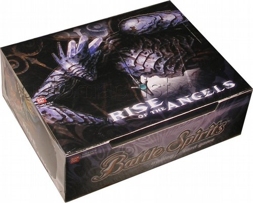 Battle Spirits Trading Card Game [TCG]: Rise of Angels Booster Box