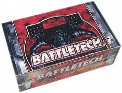 Battletech Trading Card Game [TCG]: Booster Box [Limited]