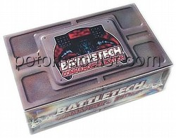 Battletech Trading Card Game [TCG]: Commanders Edition Booster Box