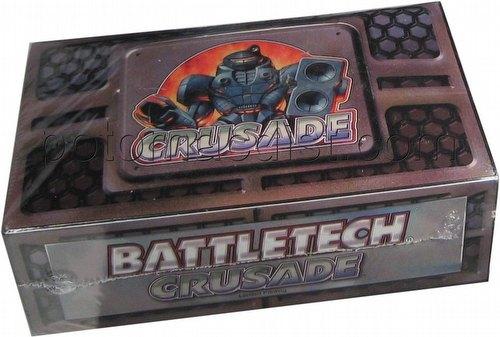 Battletech Trading Card Game [TCG]: Crusade Booster Box