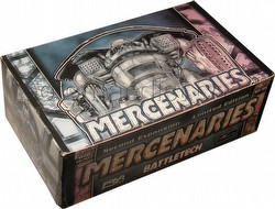 Battletech Trading Card Game [TCG]: Mercenaries 36-Pack Booster Lot