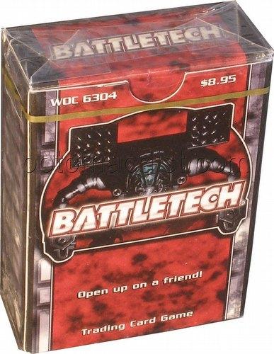 Battletech Trading Card Game [TCG]: Starter Deck [Unlimited]