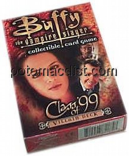 Buffy the Vampire Slayer CCG: Class of 99 Villain Starter Deck [Limited]