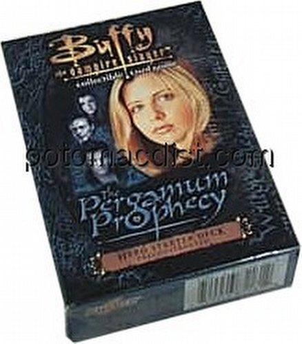 Buffy the Vampire Slayer CCG: Pergamum Hero Starter Deck [Limited]