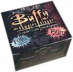 Buffy the Vampire Slayer CCG: Pergamum Booster Box [Unlimited]