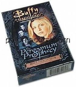 Buffy the Vampire Slayer CCG: Pergamum Hero Starter Deck [Unlimited]