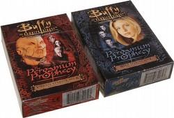 Buffy the Vampire Slayer CCG: Pergamum Starter Deck Set [Unlimited/2 Decks]
