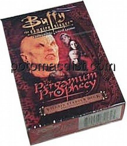 Buffy the Vampire Slayer CCG: Pergamum Villain Starter Deck [Unlimited]