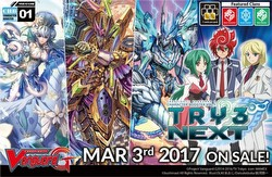 Cardfight Vanguard: TRY3 NEXT Booster Case [VGE-G-CHB01/24 boxes]