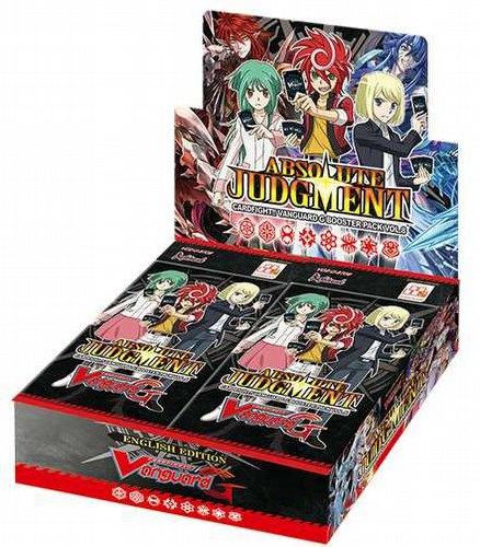 Cardfight Vanguard: Absolute Judgment Booster Box [VGE-G-BT08]