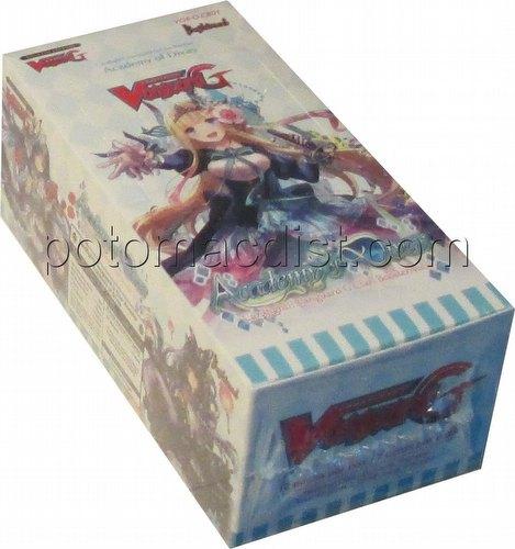 Cardfight Vanguard: Academy of Divas Booster Box [VGE-G-CB01]