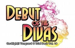 Cardfight Vanguard: Debut of the Divas Trial Deck Starter Box [VGE-G-TD14]