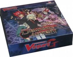 Cardfight Vanguard: Demonic Advent Booster Box [VGE-G-BT11/English]