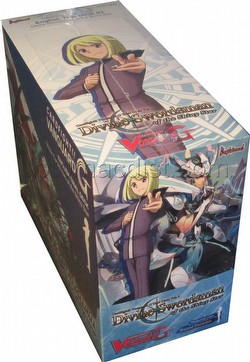 Cardfight Vanguard: Divine Swordsman of the Shiny Star Trial Deck Starter Box [G-TD02]
