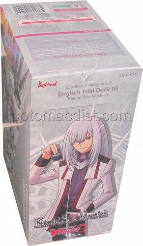 Cardfight Vanguard: Fateful Star Messiah Trial Deck Starter Box