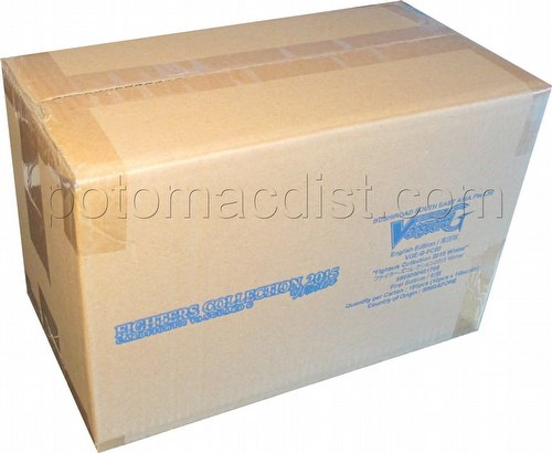 Cardfight Vanguard: Fighters Collection 2015 Winter Case [VGE-G-FC02/16 boxes]