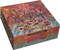 Cardfight Vanguard: Generation Stride G Booster Box [VGE-G-BT01]