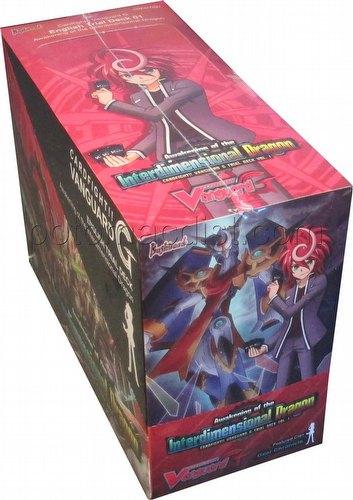 Cardfight Vanguard: Awakening of the Interdimensional Dragon Trial Deck Starter Box