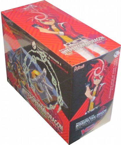 Cardfight Vanguard: Rallying Call of the Interspectral Dragon Trial Deck Starter Box [VGE-G-TD06]