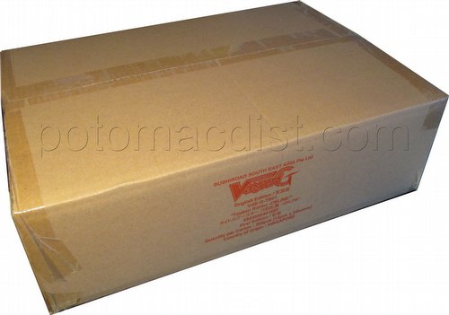 Cardfight Vanguard: Touken Ranbu -Online- Booster Case [VGE-G-TB01/24 boxes]