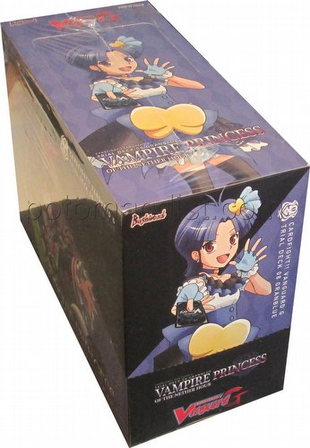 Cardfight Vanguard: Vampire Princess of the Nether Hour Trial Deck Starter Box [VGE-G-TD08]