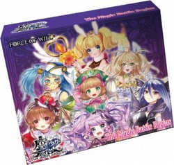 The Caster Chronicles: The Magic Battle Begins Booster Box
