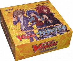 Cardfight Vanguard: Awakening of Twin Blades Booster Box [BT05]