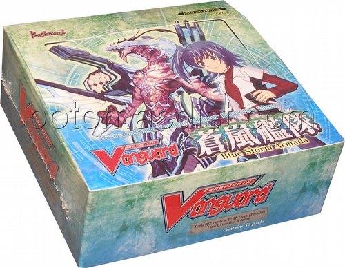 Cardfight Vanguard: Blue Storm Armada Booster Box [VGE-BT08]