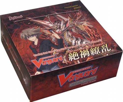 Cardfight Vanguard: Catstrophic Outbreak Booster Box [VGE-BT13]