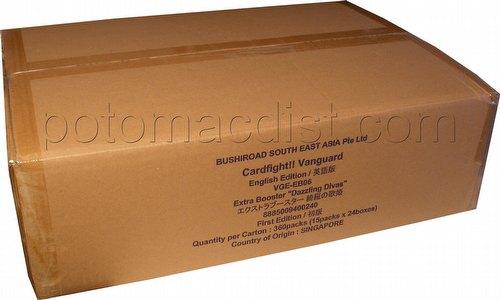 Cardfight Vanguard: Dazzling Divas Booster Box Case [EB06/24 boxes]