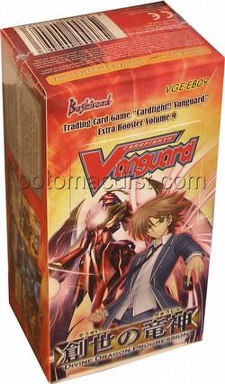 Cardfight Vanguard: Divine Dragon Progression Booster Box [EB09]
