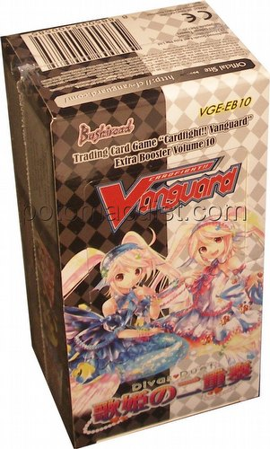 Cardfight Vanguard: Divas Duet Booster Box Case [EB10/24 boxes]