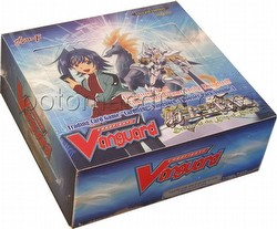 Cardfight Vanguard: Descent of the King of Knights Booster Box [BT01]