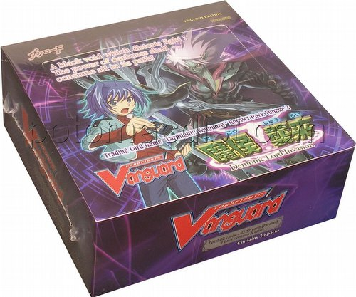 Cardfight Vanguard: Demonic Lord Invasion Booster Box [BT03]