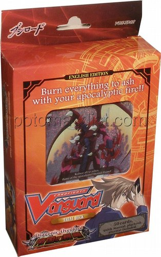 Cardfight Vanguard: Dragonic Overlord Trial Deck
