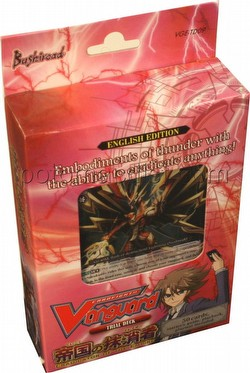 Cardfight Vanguard: Eradicator of the Empire Trial Deck