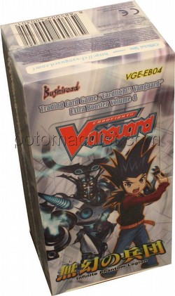 Cardfight Vanguard: Infinite Phantom Legion Booster Box [EB04]