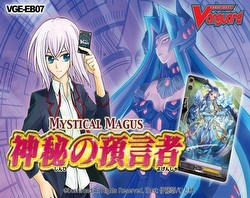 Cardfight Vanguard: Mystical Magus Booster Box Case [VGE-EB07/24 boxes]