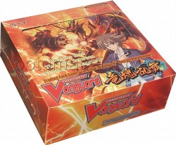 Cardfight Vanguard: Onslaught of Dragon Souls Booster Box [BT02]