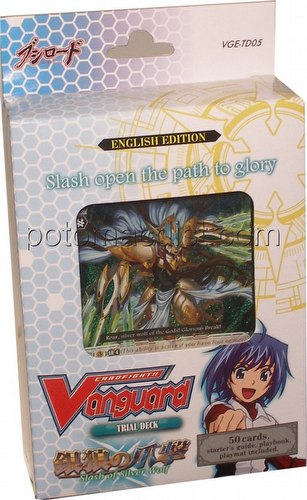 Cardfight Vanguard: Slash of Silver Wolf Trial Deck [TD05]